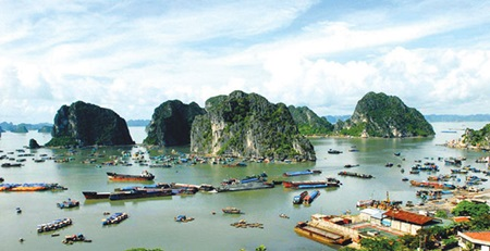 Ha Long Bay-Cat Ba merger planned