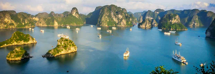 Ha Long In Vietnam, Ha Long Bay, Ha Long Information