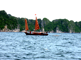 Ha Long Bay Sailing - Kayaking - Camping