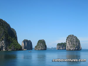 Lan Ha Bay - Ha Long Bay - Bai Tu Long Bay: Boat trip - Kayaking 2 days/1 night