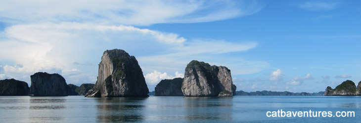 Cat Ba - Ha Long Bay (1 day )