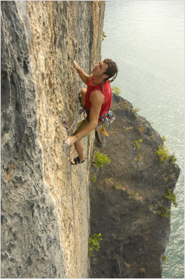 Rock Climbing In Cat Ba Island - 5