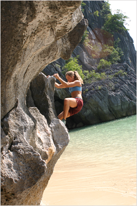 Rock Climbing In Cat Ba Island - 6