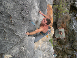 Rock Climbing In Cat Ba Island - 8