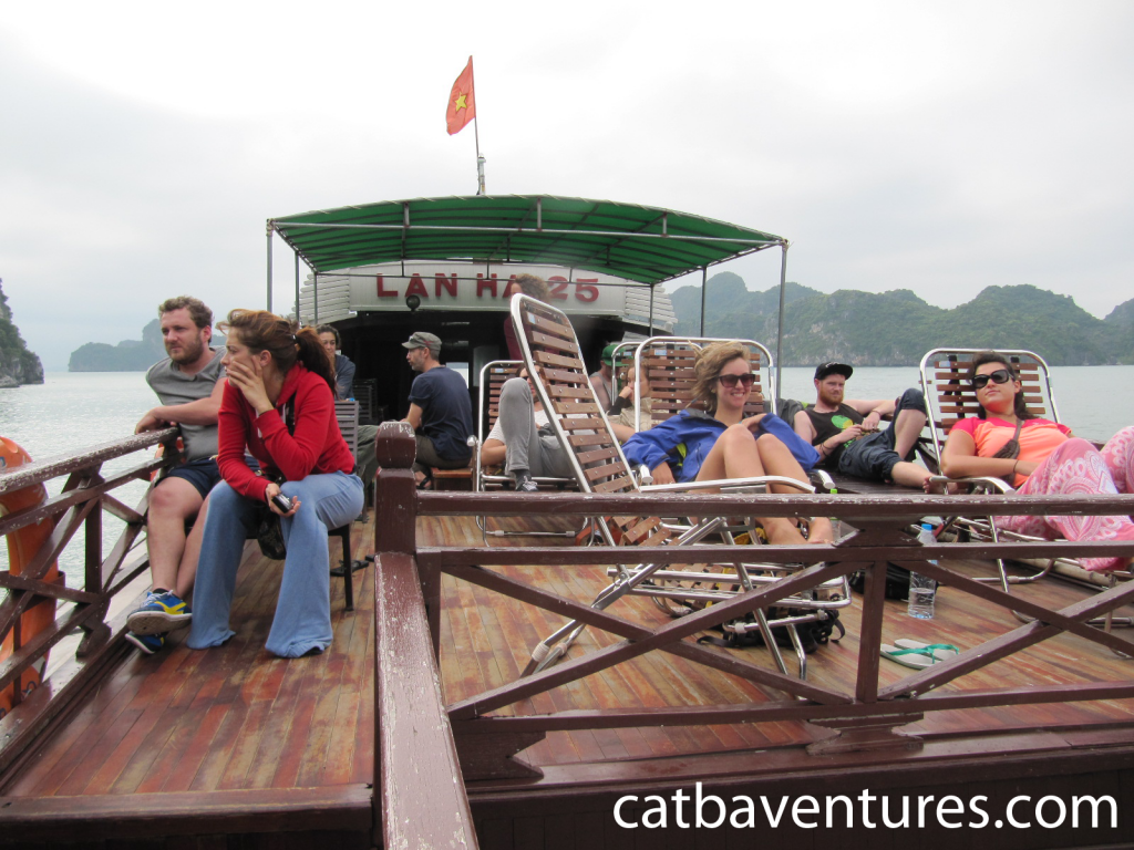 Sailing Boat in Cat ba, Sailing in Cat ba -3